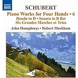 Klaviermusik Zu Vier Händen Vol.6