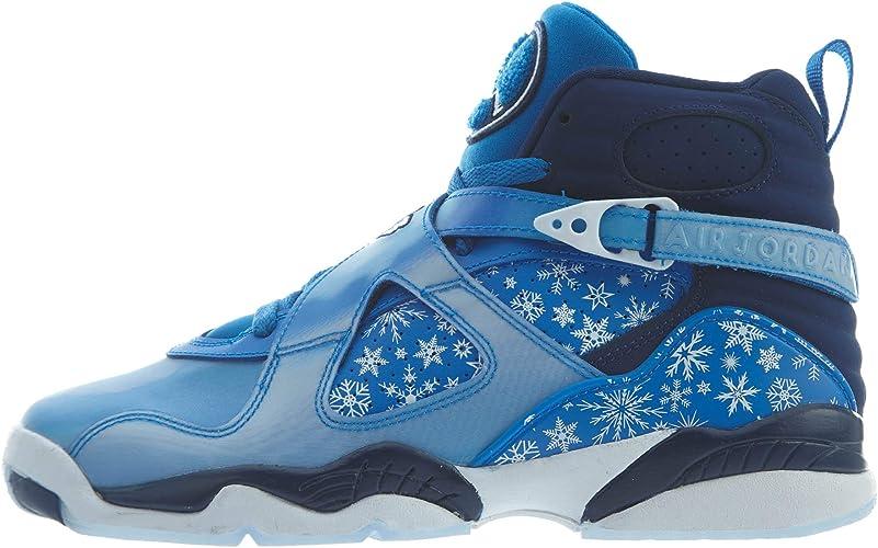 Jordan Nike 8 Retro Snow Blizzard (GS
