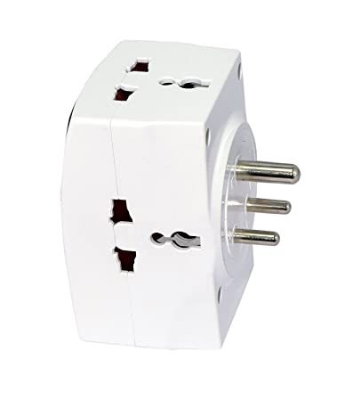 Amazon In Buy Nisun All In One Universal Travel Adapter With 2 Usb