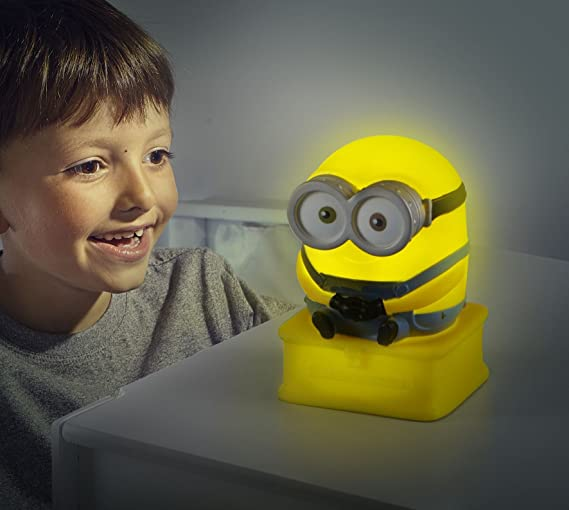 MINIONS BOB GO GLOW BUDDY NIGHT LIGHT AND TORCH 2 IN 1 BRAND NEW IN BOX