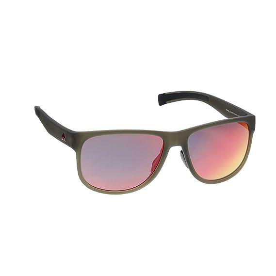 599146329 Shade Men adidas Sport eyewear sprung earth matt  Amazon.co.uk  Clothing