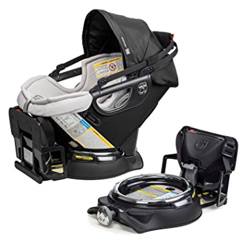 Amazon.com : Orbit Baby G3 Infant Car Seat, Black + Extra Car Seat