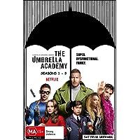 Umbrella Academy: Season 1 [3 Disc] (DVD)