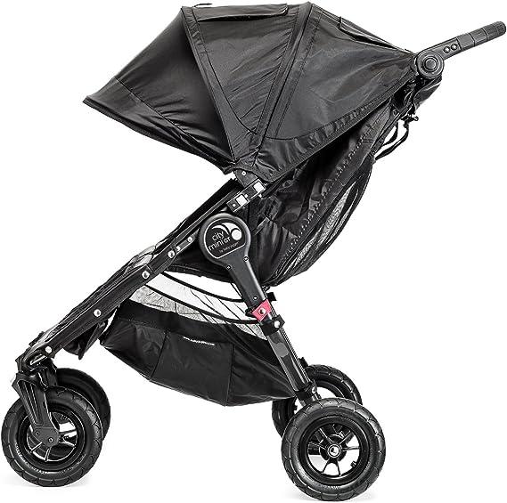 Baby Jogger City Mini GT Gemelar - Silla de paseo, color negro ...
