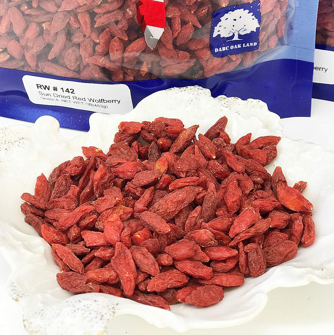 DABC OAK LANDBig Jujube Red Dates,Chinese Xinjiang Dried Dates 新疆红枣,Grocery & Gourmet Food Snack Foods Dried Fruit & Raisins Dates (3LB=1360g/3 Bags)