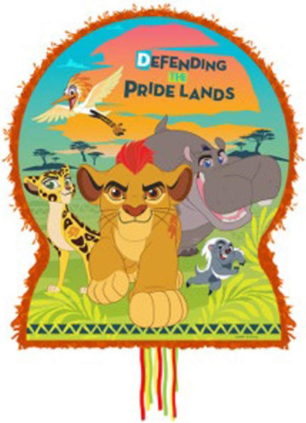 Amazon.com: The Lion guard Piñata: Toys & Games
