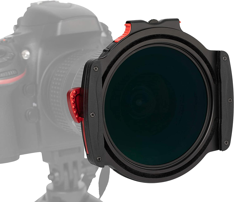 Portafiltro Haida M10 con Adaptador Indigo 72 mm: Amazon.es ...