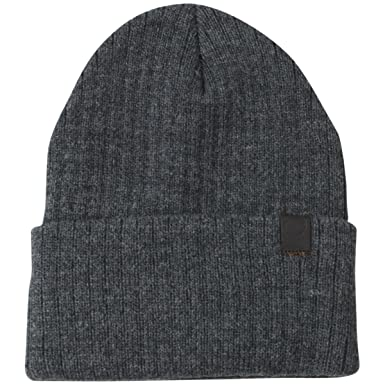 9cb7a70c Image Unavailable. Image not available for. Color: Timberland Kids Boy's  Charcoal Ribbed Watch Cap Beanie Hat (One Size ...