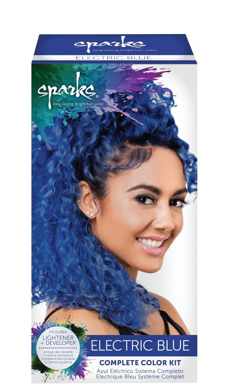 Sparks Complete Color Kit Electric Blue