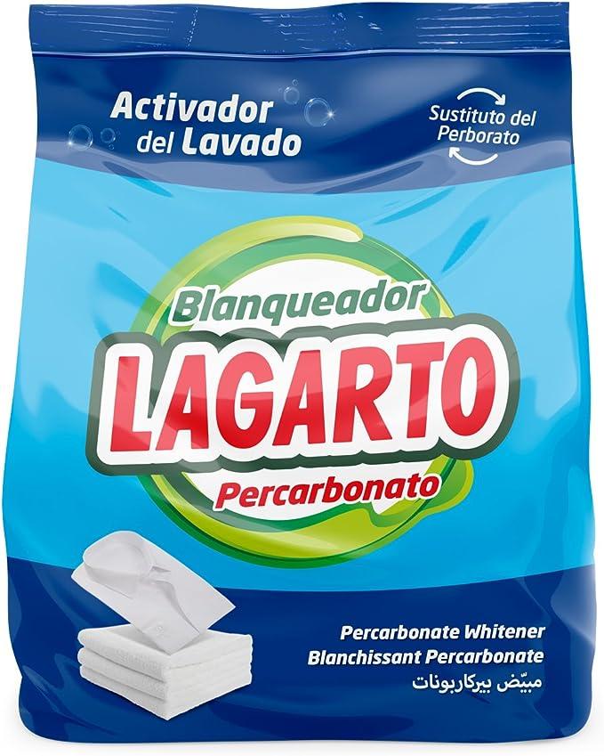 Lagarto Blanqueador Percarbonato - Paquete de 10 x 700 gr - Total ...