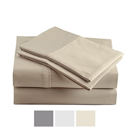 Peru Pima   Temperature Regulating Sheets   600 Thread Count   100%  Peruvian Pima Cotton