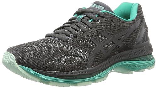 Asics Gel-Nimbus 19 Lite-Show, Zapatillas de Gimnasia para Mujer: Amazon.es: Zapatos y complementos