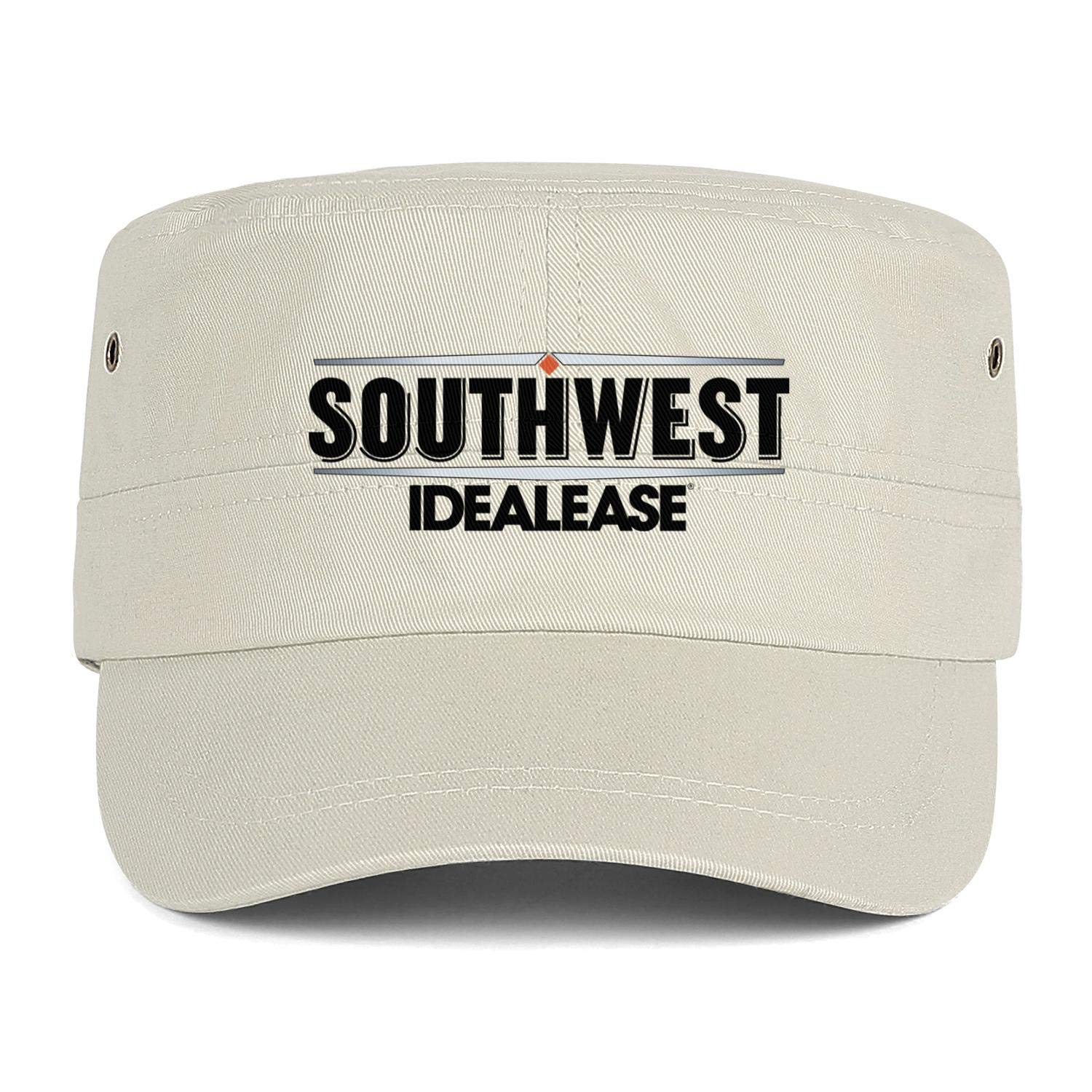 QFPMZJUIE Southwest Idealease Logo Mens Woens Hats Snapback Military Cap Cool Hat Personalized Caps