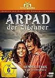 Arpad, der Zigeuner - Komplettbox - Alle 2 Staffeln [4 DVDs]