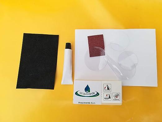 ARES - Kit de reparación de Camas hinchables con Pegamento ...