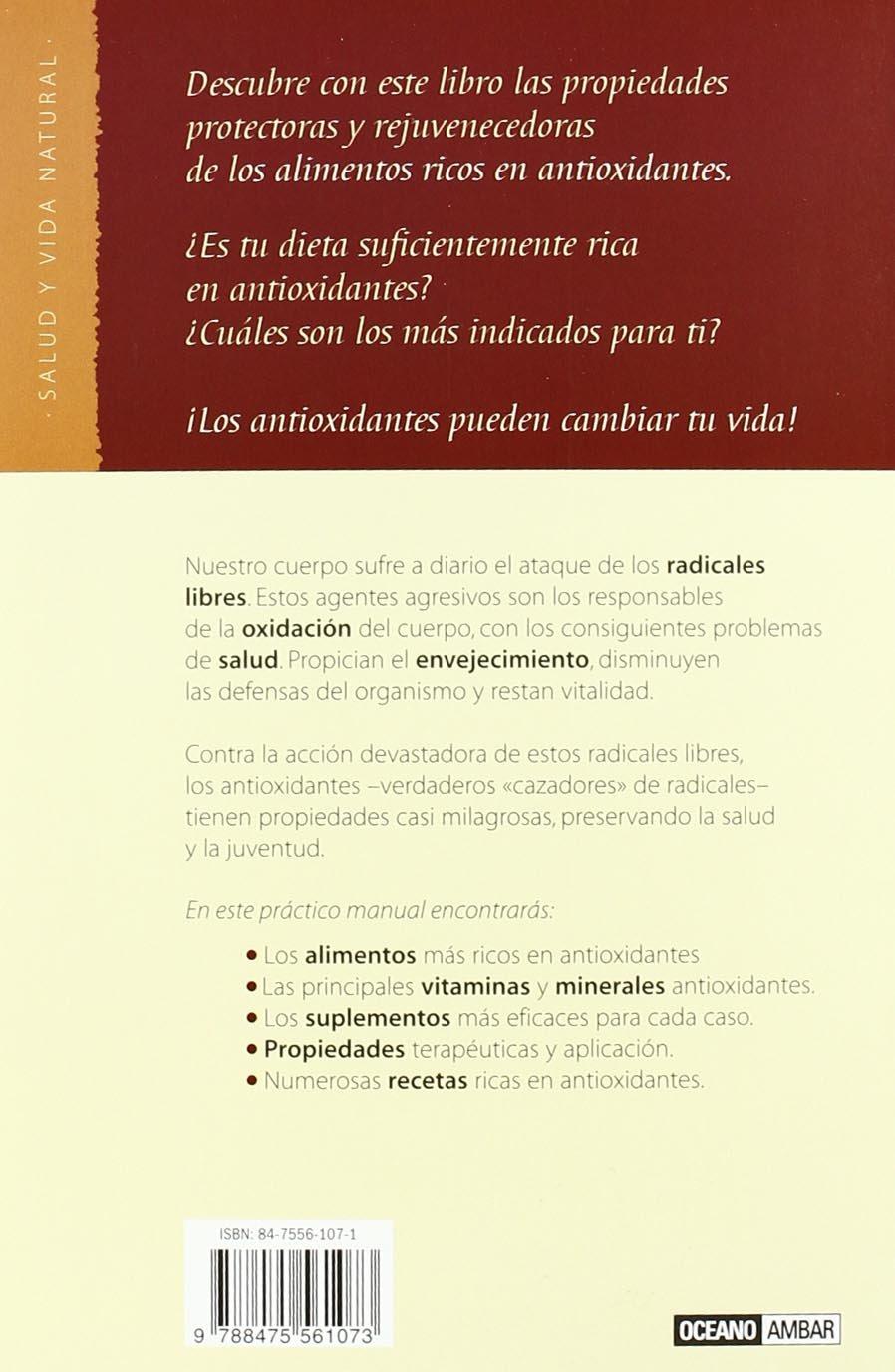 Antioxidantes para rejuvenecer: Adriana Ortemberg: 9788475561073: Amazon.com: Books