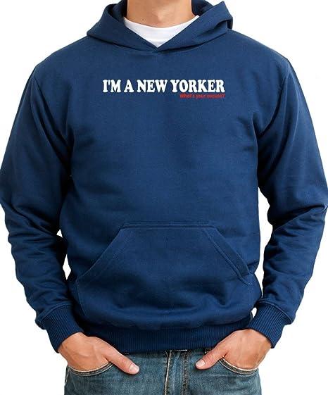 ¿I m a Nueva York, lo que es de lo que somos personas?