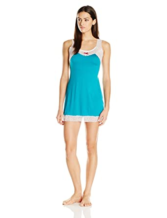 5db85a2c4986 Honeydew Intimates Women's Ahna Chemise at Amazon Women's Clothing store: