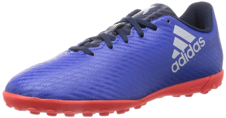 Adidas X 16.3 TF Jr Chaussure de Football Garçon Bleu, 31 KDF28