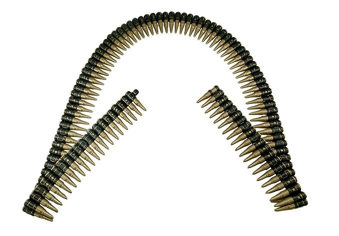 5eea10d721 Amazon.com  Nicky Bigs Novelties Bullet Belt 60 Inches  Clothing