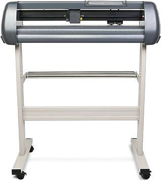 VEVOR Plotter de Corte de Corte Plotter Cámara Vinyl Cutter Plotter Cutting Plotter Machine with Artcut Pro Software 30/45/60 Degree Vinyl Blades 28 Inch: Amazon.es: Electrónica