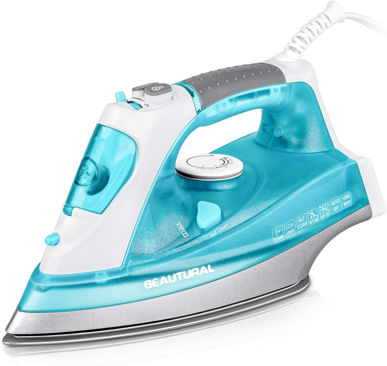 Amazon coupon code for 1800 Watt Steam Iron for Clothes