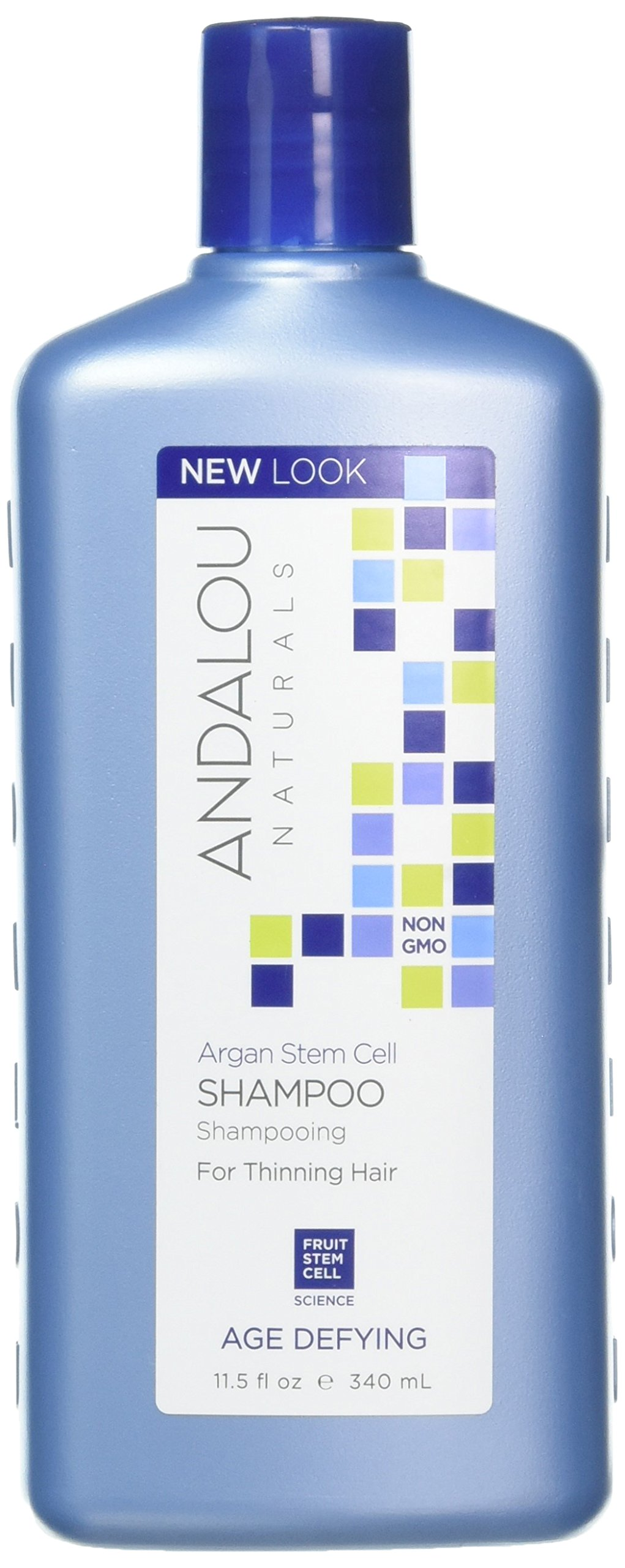 Andalou Naturals Argan Stem Cell Age Defying Shampoo, 11.5 Ounce by Andalou Naturals (Image #3)