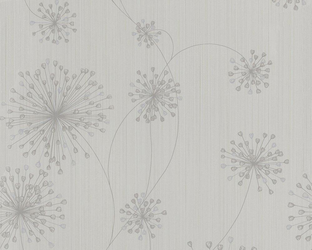 ausgezeichnet muster tapete grau ideen die besten wohnideen. Black Bedroom Furniture Sets. Home Design Ideas