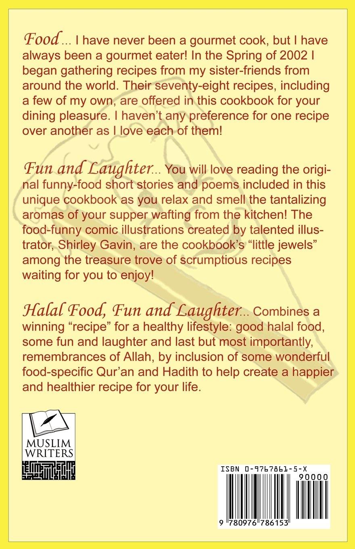 Halal food fun and laughter muslim writers linda d delgado halal food fun and laughter muslim writers linda d delgado 9780976786153 amazon books forumfinder Choice Image