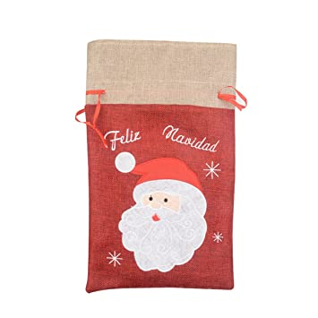 funny christmas stockings and large santa bags for christmas gifts and holiday presents - Funny Christmas Stockings
