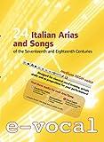 Arie Antiche: Twenty-four Italian Songs and Arias, Lern-DVDs für den Gesangsunterricht: 1. Videos mit Dirigent u. Klavierbegleitung, 2. Klavierbegleitung+Melodie, 3. Vocal Coach (im Rhythmus gesprochener Arientext), Ausgabe: Medium High