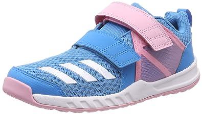 ab09a7dc05da67 adidas Unisex-Kinder Fortagym Cf K Fitnessschuhe  Amazon.de  Schuhe ...
