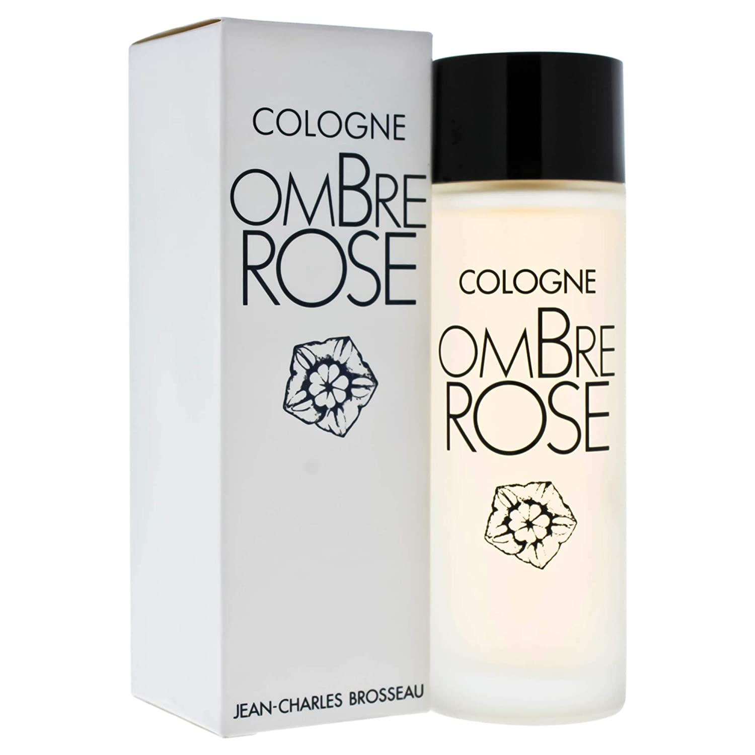 Ombre Rose By Jean Charles Brosseau For Women Eau De Cologne Spray 3.3 Oz