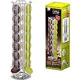 32Cápsulas de café soporte para cápsulas Torre soporte giratorio rotatorio Rack para Dolce Gusto