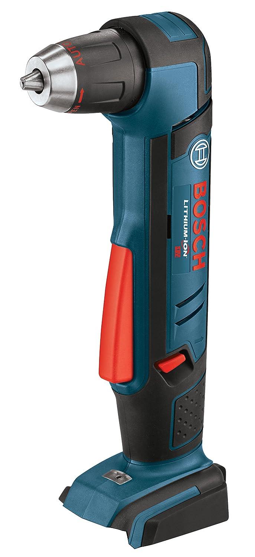 bosch right angle drill. bosch bare-tool ads181b 18-volt lithium-ion 1/2-inch right angle drill - power drills amazon.com