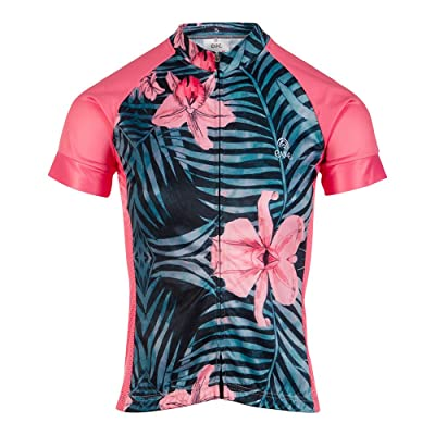 EveSportsWear Wild Riders Maillot à manches courtes, Femme