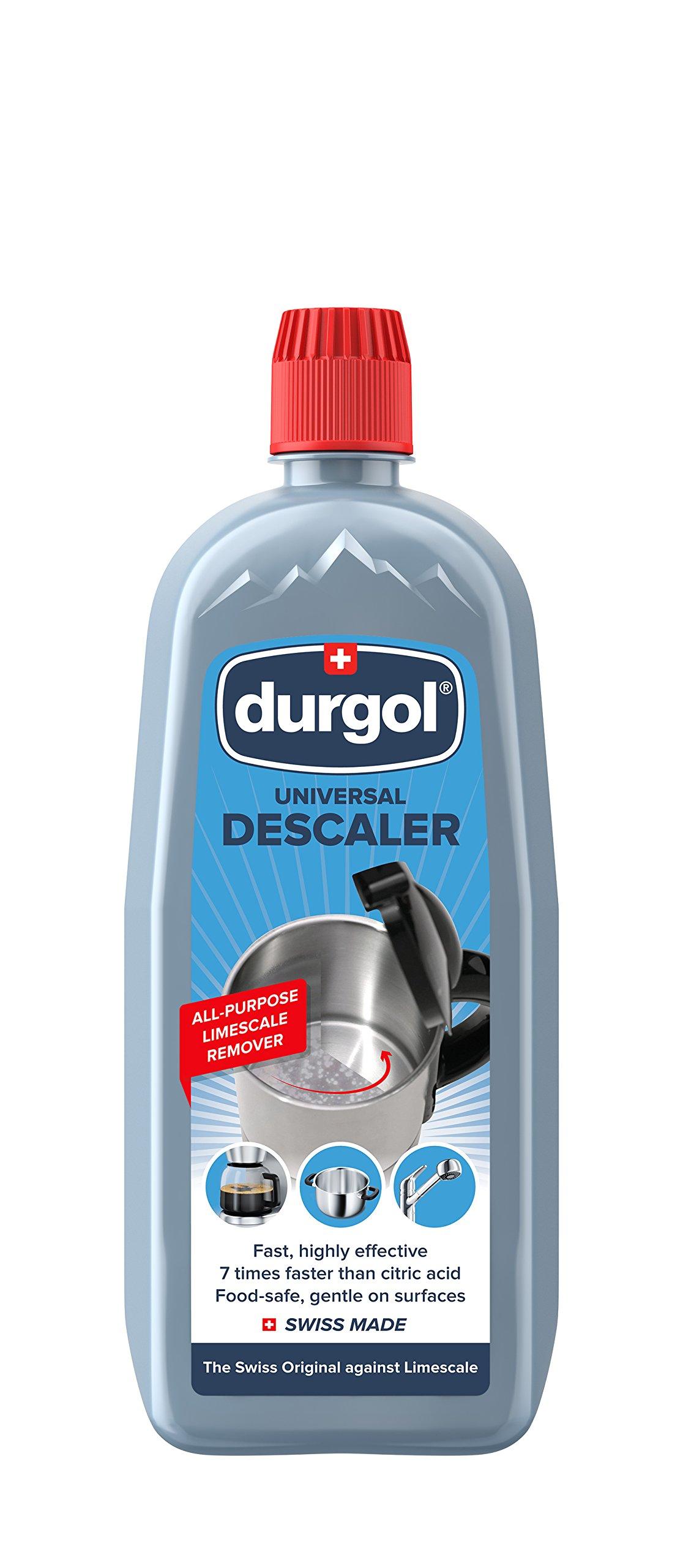 Durgol 0298 Universal Multipurpose Descaler/Decalcifier, 25.4 Ounce, Blue
