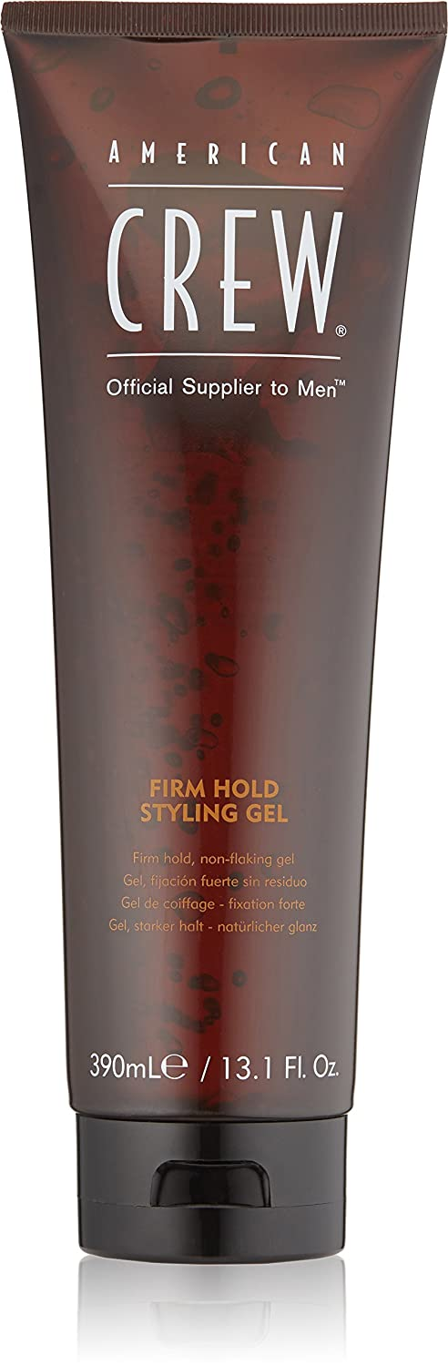 American Crew Firm Hold Styling Gel, 33.8-Ounce Bottle 794437103587