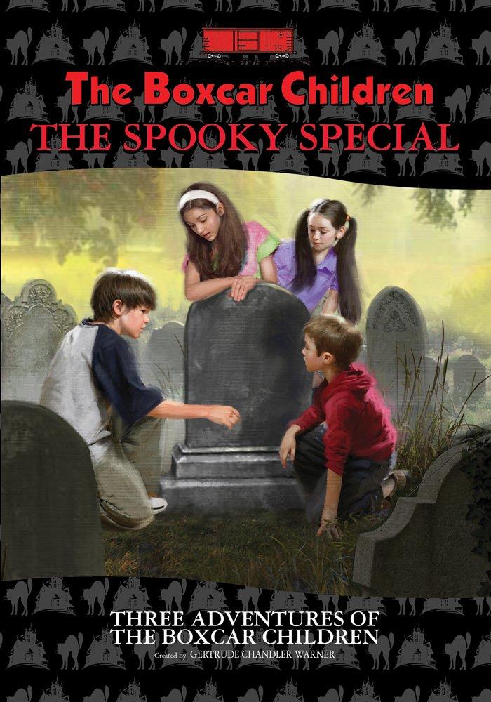 The Boxcar Children® Spooky Special (The Boxcar Children Mysteries) pdf epub