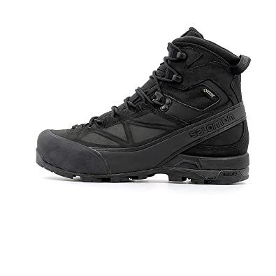 26f3b9d44e8 Amazon.com | Salomon Forces X ALP MTN GTX 8.5 / Black | Hiking Boots