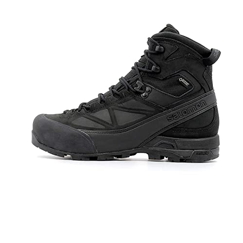 32f474efab6 SALOMON Forces Mens X Alp MTN GTX Forces Tactical Boots, Black, 7 ...