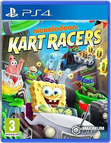 Nickelodeon Kart Racers - PlayStation 4 [Importación inglesa]: Amazon.es: Videojuegos
