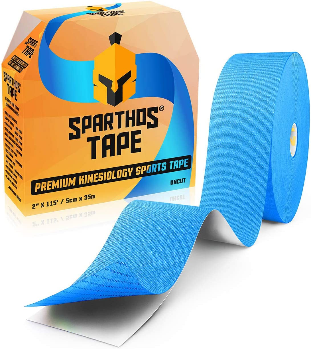 Franklin Trainer/'s Taping Kit 2 Athletic Tape /& 1 Pre Wrap Roll Multi Purpose for sale online