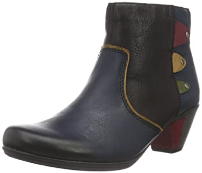 2eb8c2d29215b Amazon.com | Rieker Sign Womens Casual Ankle Boots | Ankle & Bootie