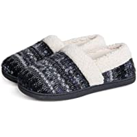 RockDove Womens Cute Fuzzy Fluffy Slippers