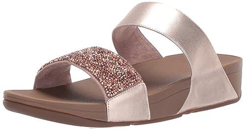 fac525274c68 Fitflop Women s Sparklie Roxy Slide Flip Flops  Amazon.co.uk  Shoes ...