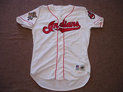 best loved 15413 b7d0e 1995 Jim Poole Cleveland Indians Game Used World Series ...
