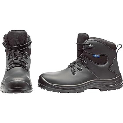 Draper 85983 S3-SRC impermeable botas de seguridad, negro, tamaño 12