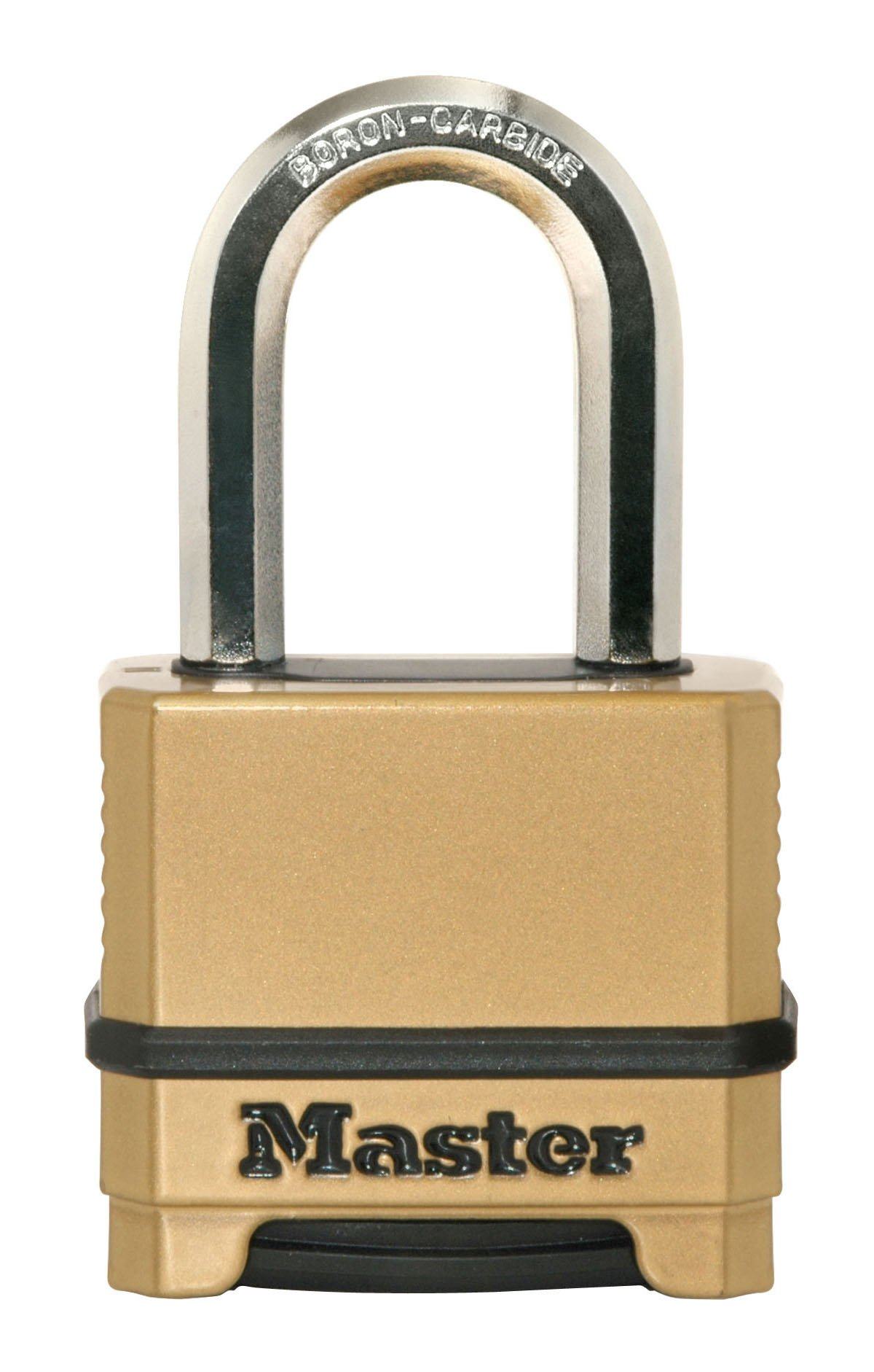 Master Lock Padlock, Magnum Set Your Own Combination Lock, 2 in. Wide, M175XDLF