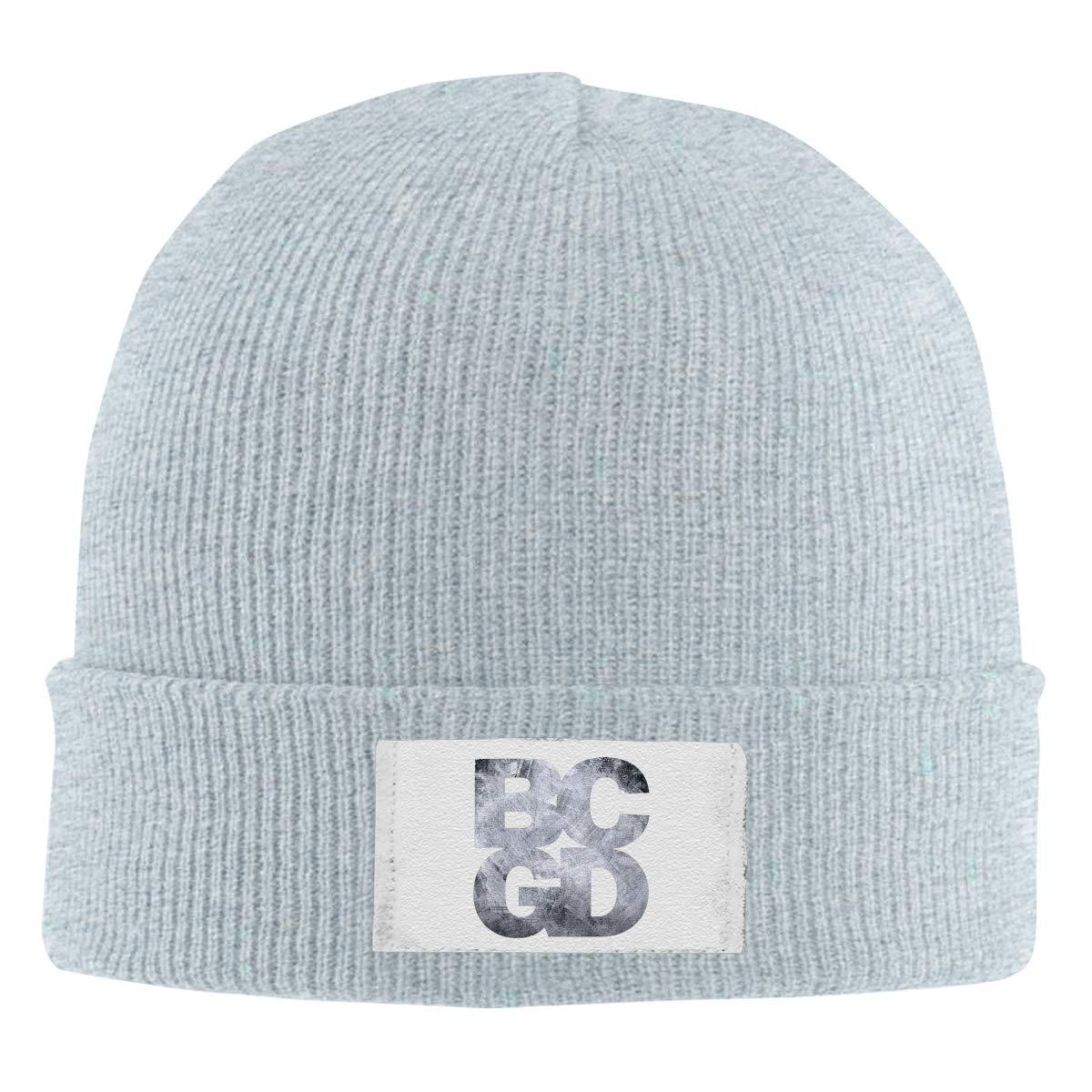 Stretchy Cuff Beanie Hat Black Dunpaiaa Skull Caps BCGD Winter Warm Knit Hats
